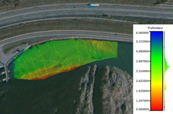 BDS-rendu-2d-Bathymétrie-par-drones-aquatiques