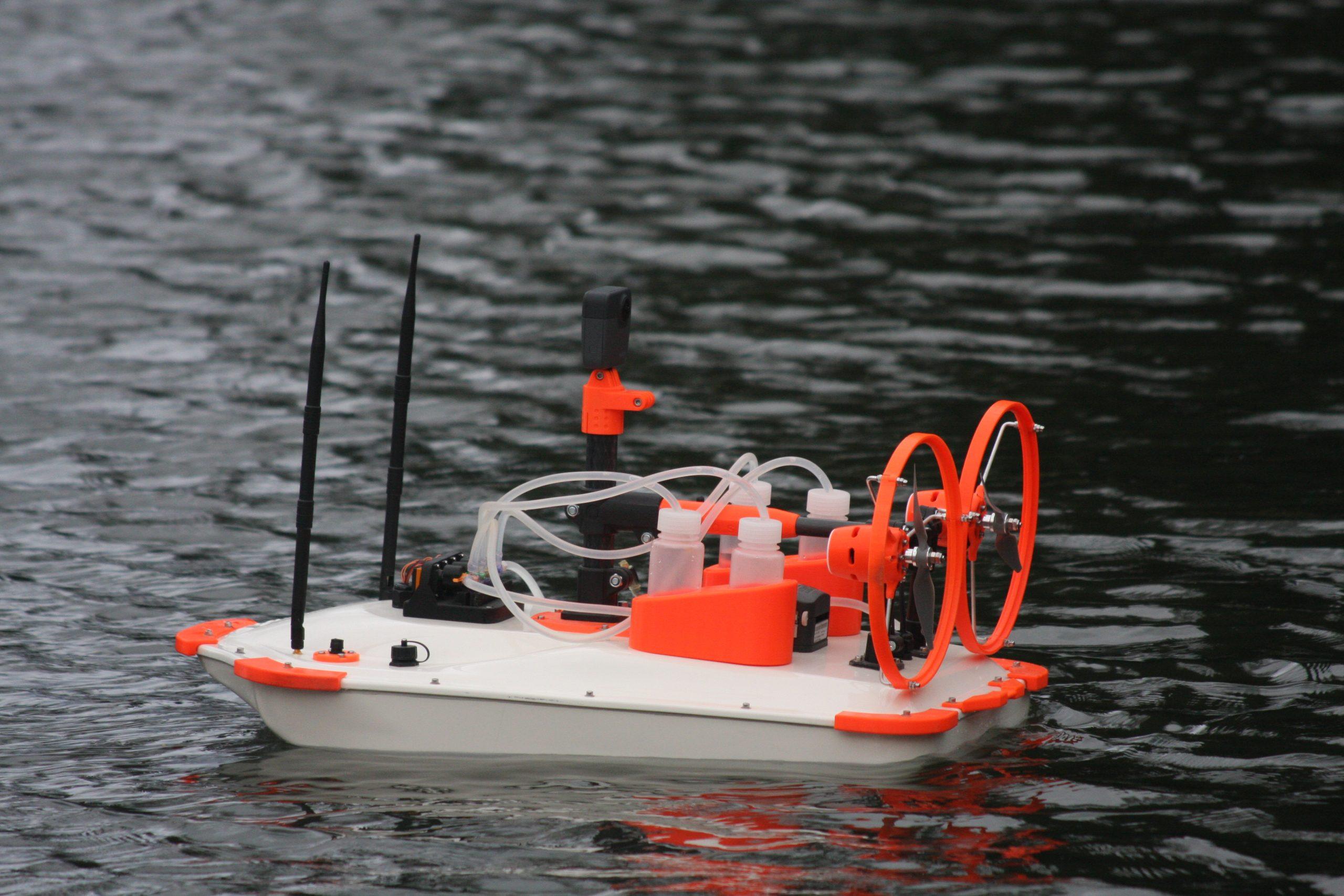 BATHY DRONE SOLUTIONS PRELT EAU 1